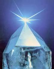 foto de cristal